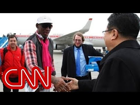 Dennis Rodman: I want to open the door