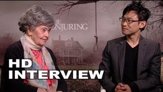 The Conjuring: James Wan & Lorraine Warren Official