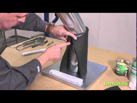 Armacell - Armaflex Sheet Offset angle Application Video