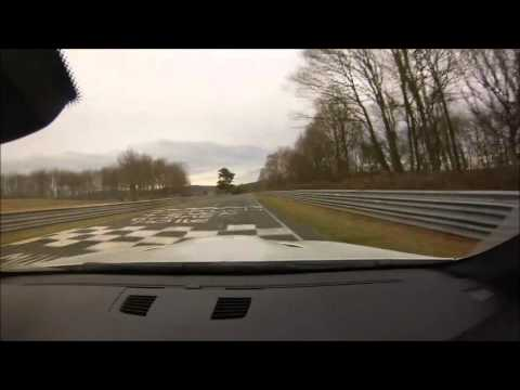 Nordschleife In Winter M3 V8 Onboard 21.12.2013