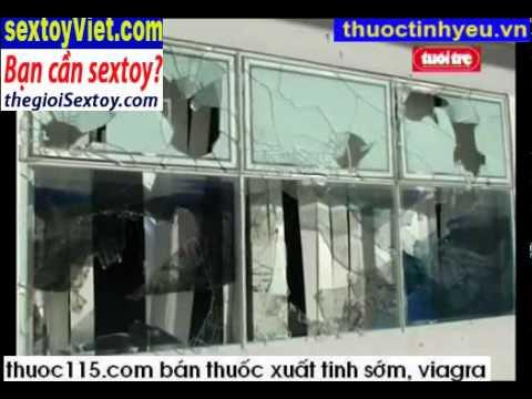 Bạo động tại Đà Nẵng chém người - công an bị xe ben cán đứt đôi người