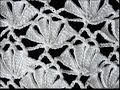 Crochet : Punto Fantasia # 6.  Parte 1 de 2