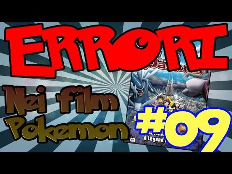ERRORI NEI FILM POKEMON #09 - L'ascesa di Darkrai