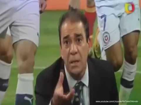 Periodista Chileno pronostica quien será el Campeón Mundial Brasil 2014