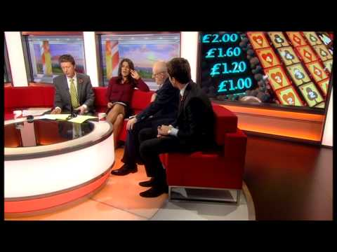 Campaign for Fairer Gambling discuss FOBTs on BBC Breakfast