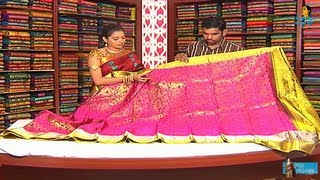 Kanchi Pattu Wedding Saree Collection With Price Sogasu