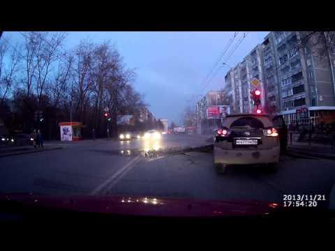 image vidéo Explosion d'une route