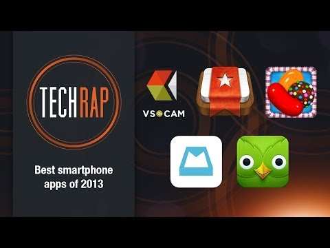Best smartphone apps of 2013 (TechRap)