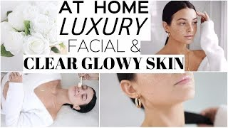 LUXURY SPA AT HOME!   Clear Skin 4 Back to school
