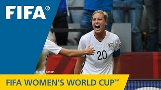 HIGHLIGHTS: Nigeria v. USA - FIFA Women's World Cup 2015 - Duration: 2:14.