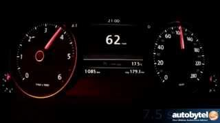 2014 Volkswagen Touareg TDI 0-60 MPH Test Video @ 3.0