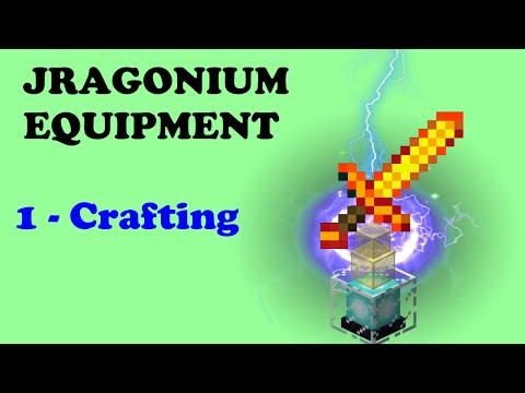 Custom Armor with Jragon E1 | Crafting - Minecraft