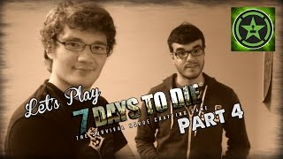 Let's Play 7 Days To Die Part 4