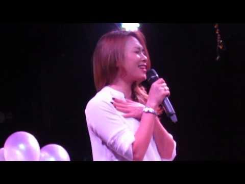 Em phải làm sao - Mỹ Tâm (Meeting Fanclub Hanoi 4.1.2014)