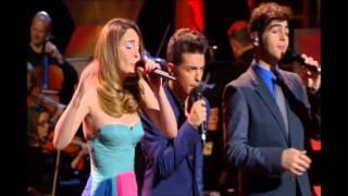 Il Volo feat Belinda - Constantemente Mía LIVE