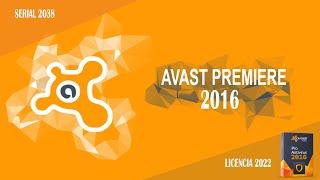 Serial Para Cualquier Versión De Avast! Hasta El 2038