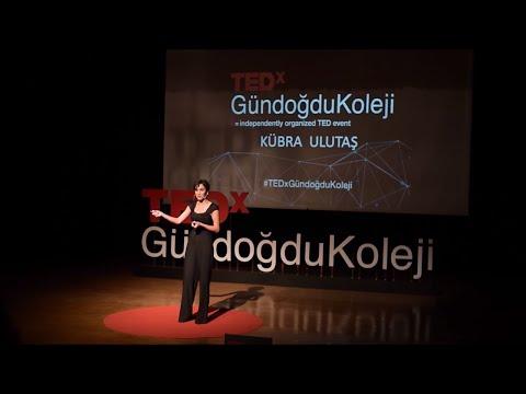 Havadan Sınırlar Gözükmüyor | Kübra Ulutaş | TEDxGündoğduKoleji