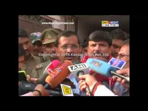 Arvind Kejriwal Congrates Narendra Modi