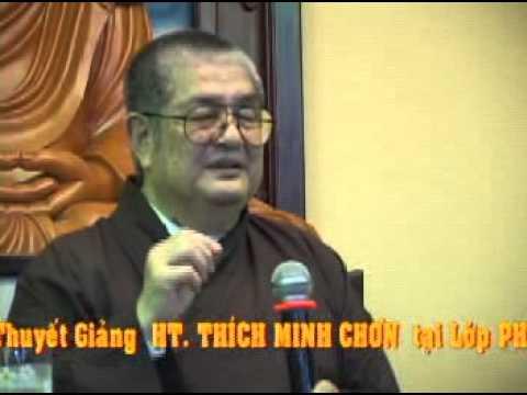 Giáo Dục Phật Giáo - Khóa 1 - HT. Thích Minh Chơn, thuyết giảng ngày 21-4-2014