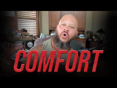 BREAK Your Comfort Addiction NOW par Elliott Hulse.