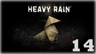 Heavy Rain. Серия 14 - Самый трудный выбор.