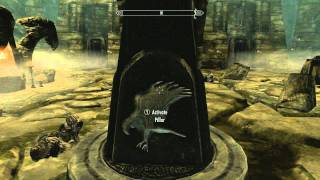 [SKYRIM] Puzzle Guide Skuldafn Temple Part One & Alduin