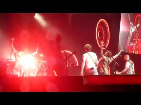 McBusted; What I Go To School For. Glasgow - 17th April 2014. HD.