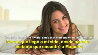 Manuela ( 1974 ) JULIO IGLESIAS Lyrics + English