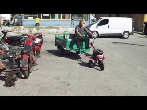 Çağrı Motor - Küçük Çapa Makinası Römork - Gökhan Usta