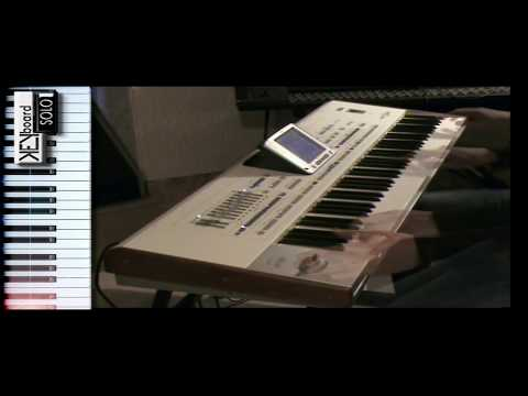 Korg Pa2x Pro RAPID DEMO by SPACE4KEYS ( ARRANGER - HAMMOND CLONE )