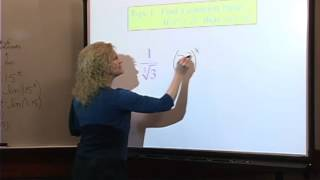 College Algebra: Lecture 24 - Solving Exponential Equations