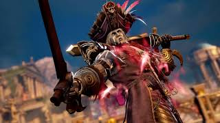 SOULCALIBUR VI - Cervantes Reveal Trailer