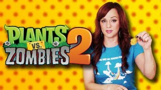 Hot Pepper Game Review feat. Andrea Rene - Plants vs  Zombies 2
