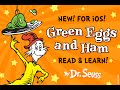 Green Eggs and Ham - Read & Learn - Dr. Seuss