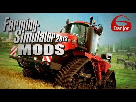 #7 Farming Simulator 2013 I Présentation des mods ( Tracteurs )