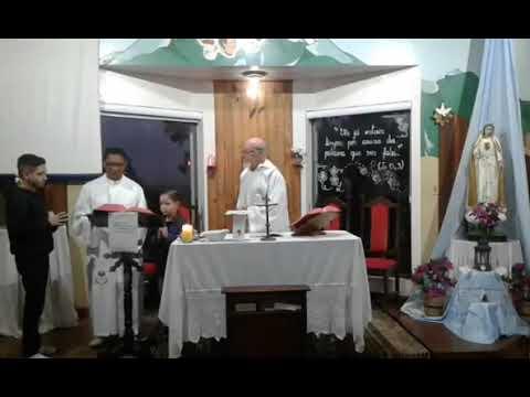 Santa Missa | 02.05.2020 | Sábado | Padre José Sometti | ANSPAZ