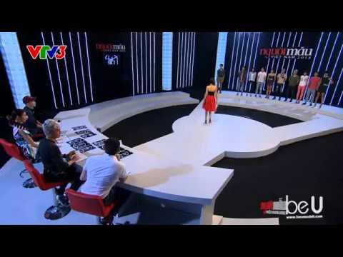 [HD] Vietnam's Next Top Model 2013 Tập 6 Ngày 10/11/2013 - Phần 5