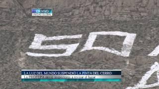 La Luz Del Mundo Suspendió La Pinta Del Cerro