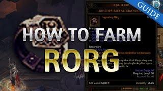 D3 RoS How To Farm Ring Of Royal Grandeur