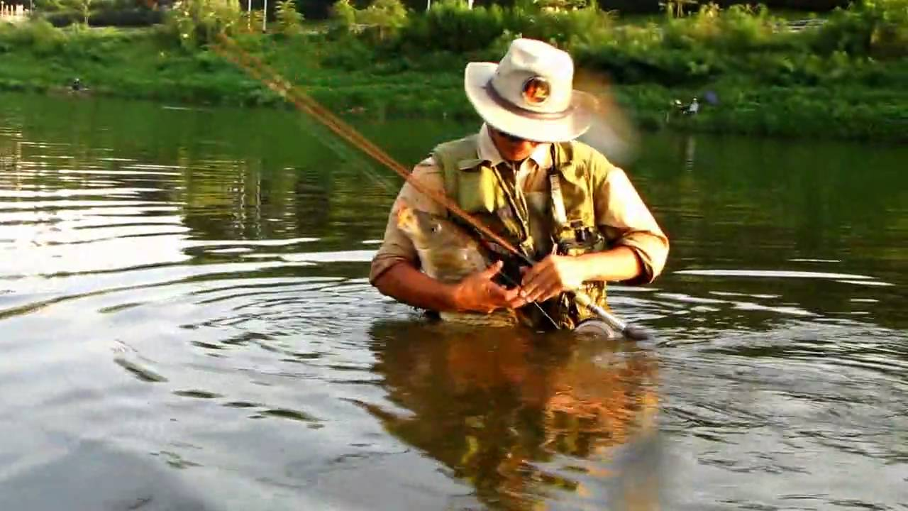 fly fishing youtube