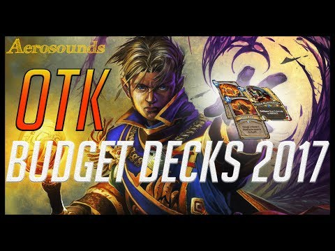 Hearthstone Budget Decks for Un'Goro 2017 OTK Priest. Gameplay, Guide and Tips