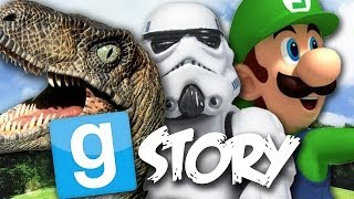 EL DESPIDO Gmod Story