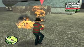 GTA San Andreas Cj Vs Chucky Loquendo