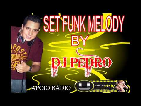Set Music Funk Melody Vol 1 - ANTIGAS - ( DJ PEDRO )