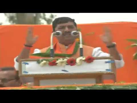 Shri Narendra Modi addressing Bharat Vijay Rally in Khalilabad (Uttar Pradesh)  2nd May 2014