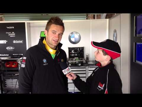 Colin Turkington - BTCC Croft 2014 eBay Motors Racing