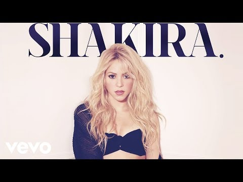 Shakira - Medicine (Audio) ft. Blake Shelton