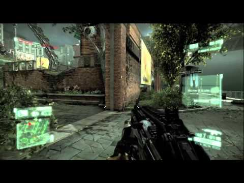 Win #2 Crysis 2 Instant Action Scar Gameplay