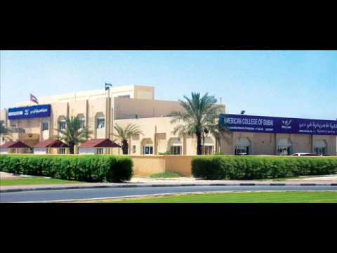 American College in Dubai, Mr/ O'Brien's Radio Interview.