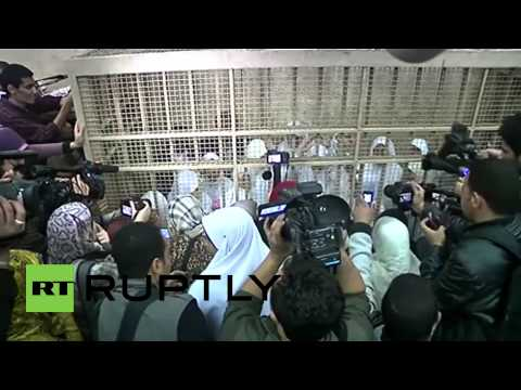 Egypt: Appeal court frees female pro-Morsi protesters
